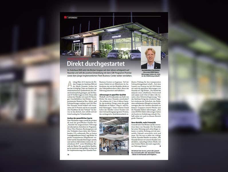 Sonderveröffentlichung Autohaus Verlag